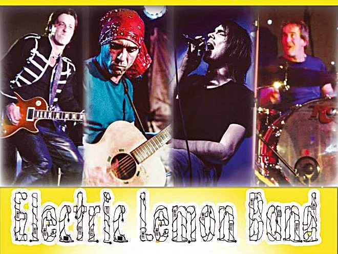 Electric Lemon Band