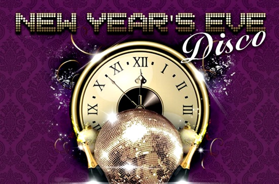 New Years Eve Disco